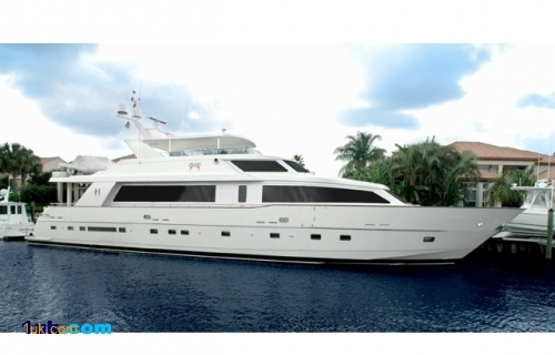 97 Hargrave Yachts Flybridge MY Luxury Yacht 2005