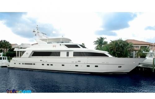 97 Hargrave Yachts Flybridge Yacht 2005