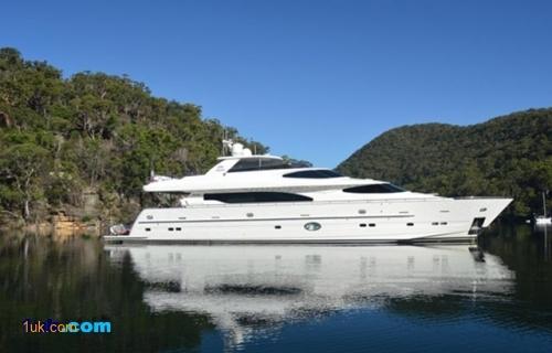97 Horizon RP 97 Luxury Yacht 1997
