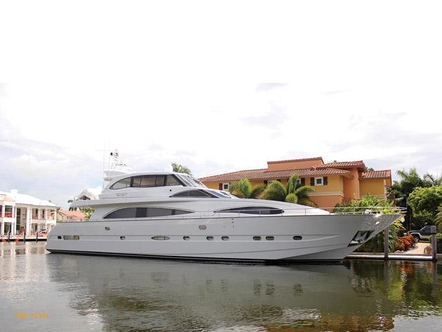 95 Astondoa GLX Yacht - 'holy cow!'.