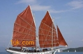 1153, 95 Custom Cruising Sailboat 2007