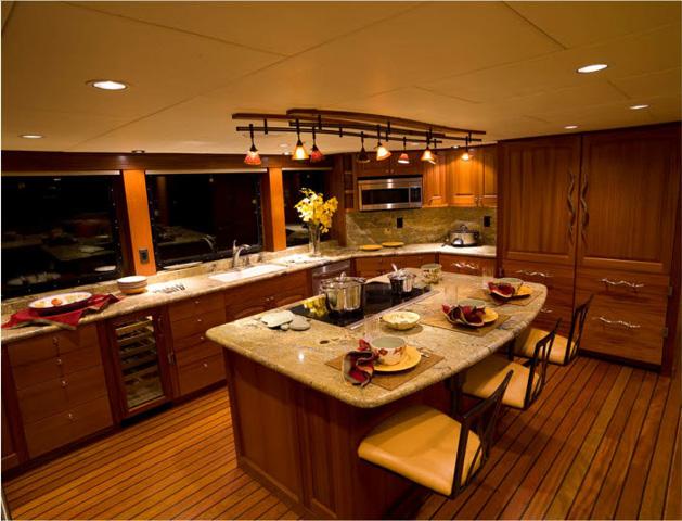 92 AllSeas Yachts Custom Yacht