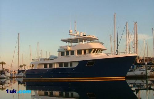 92 All Seas Yachts Expedition Custom Luxury Yacht 2010