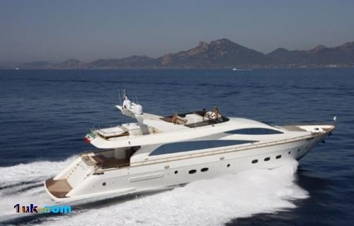 92 Amer Gruppo Permare Amer92 Luxury Yacht 2009