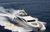 Amer Gruppo Permare Amer92 Luxury Yacht 2009