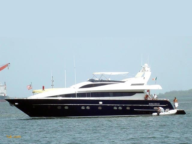 92 Antago Pilothouse MY Yacht 1996
