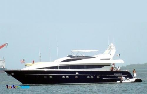 92 Antago Pilothouse MY Luxury Yacht 1996
