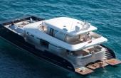 88 H2X Power Cat Luxury Yacht 2007