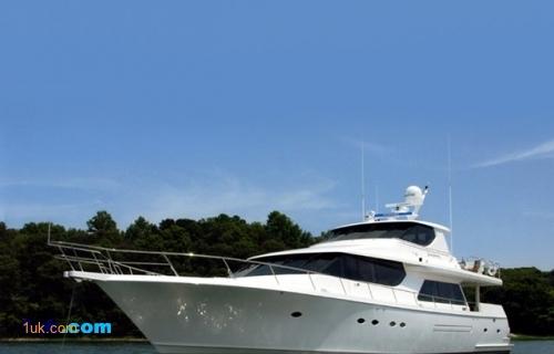 87 West Bay Custom Motor Yacht 2005