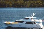 1159, 87 West Bay Custom Enclosed Bridge Motor Yacht 2005