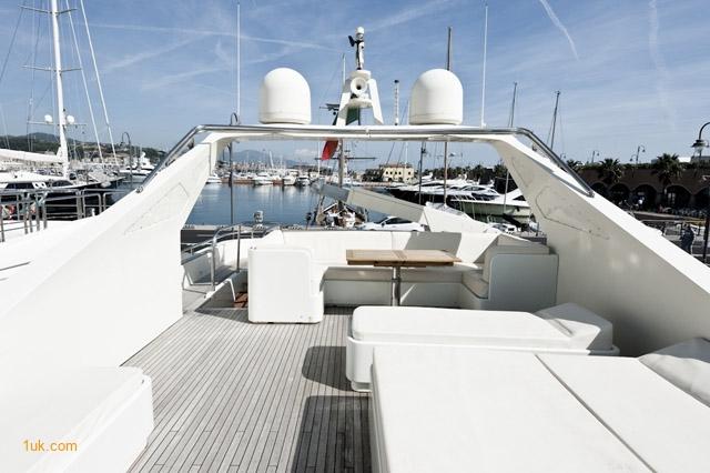 85' Nadara Fly Motor Yacht 2007