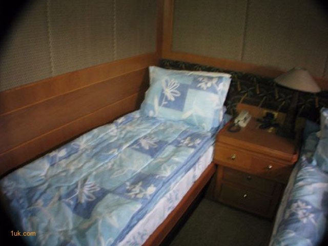 80' Baia 80 Panther Express 1992 Yacht