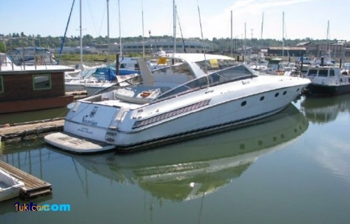 80' Baia 80 Panther Express 1992 Yacht for Sale