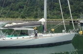 1165, 80' Casinelli Spa Custom Cruising Sailboat 1995 Yacht for Sale