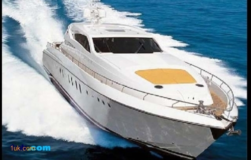 80' Dalla Pieta HT-1 2006 Luxury Yacht for Sale