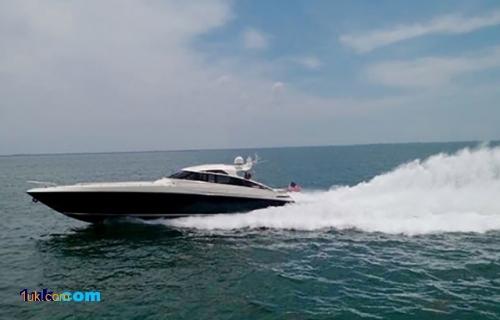 78' Baia Atlantica Express Motoryacht 2004