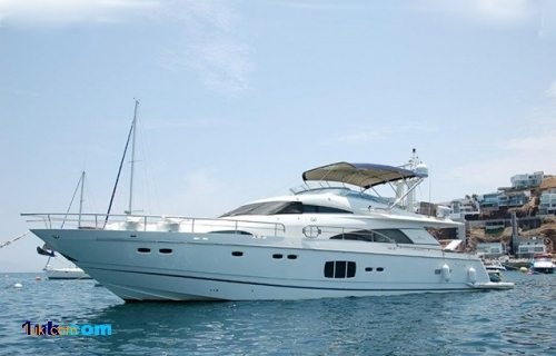 78' Fairline Squadron 78 Pilothouse 2012 Yacht for Sale