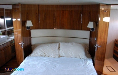 78' Fairline Squadron 78 Pilothouse 2012