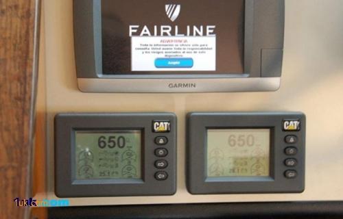 78' Fairline Squadron 78 Pilothouse 2012