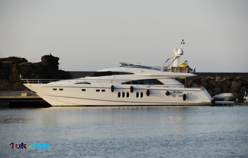 78' Squadron Motor Yacht 2008 Boats for Sale UK