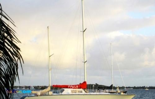 75' Custom Ketch Catamaran 1977 Boats for Sale