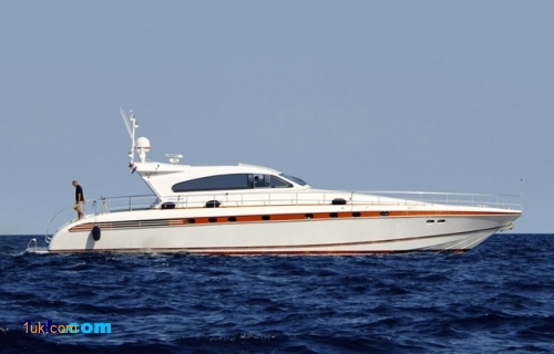 75' Leopard Express Motor yacht 2007 Yacht for Sale