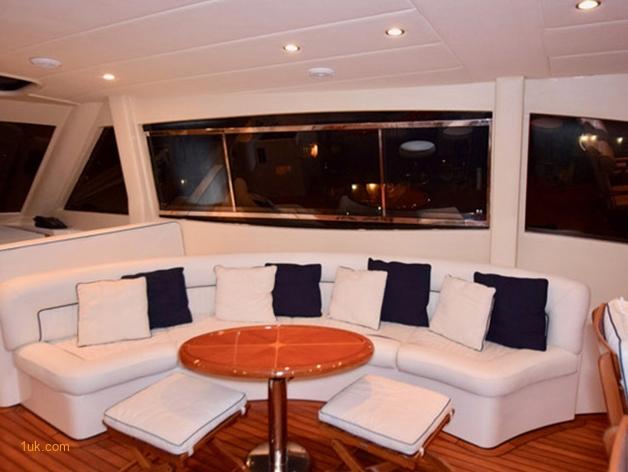 Motor Yacht Stateroom