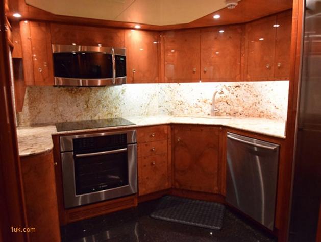 Luxury Yacht Bathroom