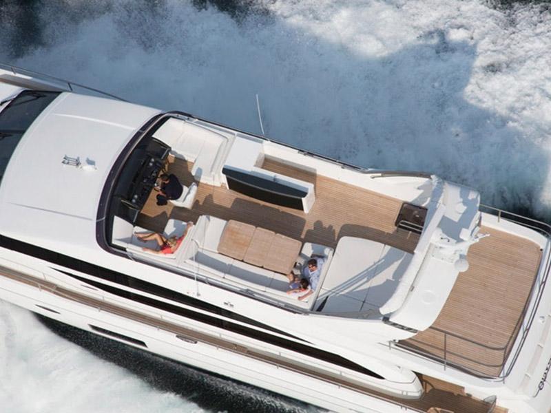 Princess Yachts For Sale Swanwick Marina