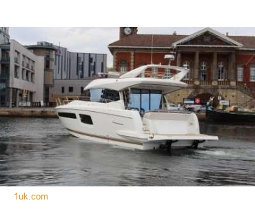 _Yacht Type: Prestige Status: For Sale Price: £797,950 Location: United Kingdom