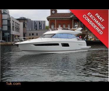 Prestige 500 Yacht