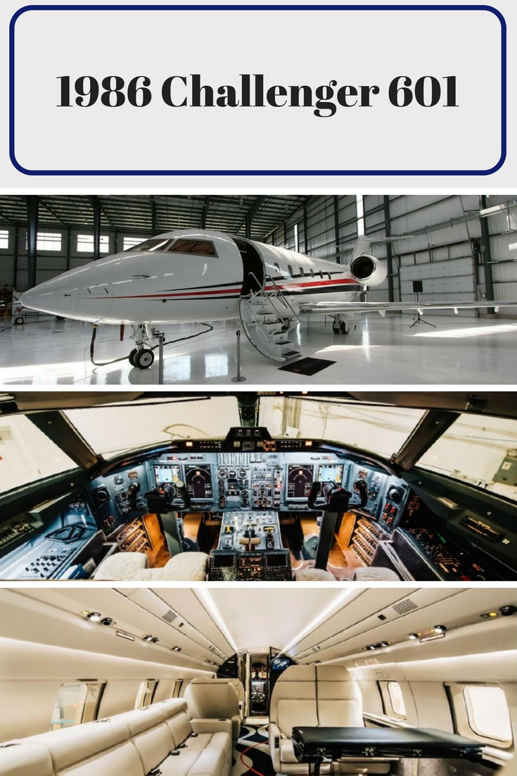 Challenger Jet Aircraft for sale in business jets