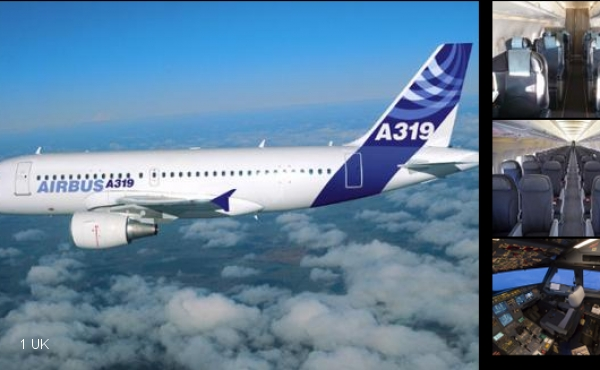 Airbus 319 For Sale