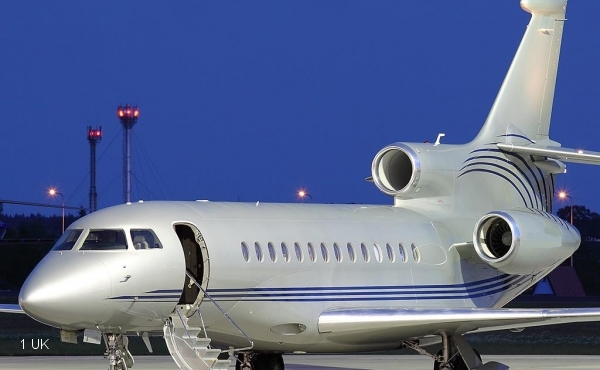Dassult Falcon 7X For Sale
