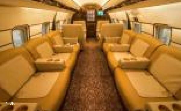 Challenger 604 For Sale VP-BHH interior