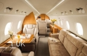 Legacy 600 for lease interior