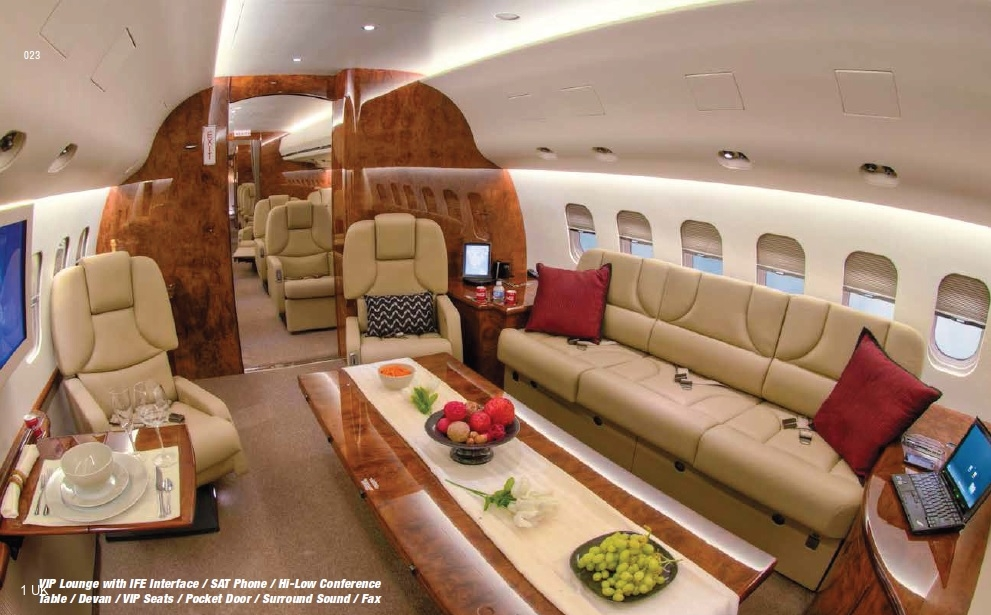 MD 87 V-VIP FOR SALE