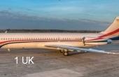 MD 87 VIP Exterior