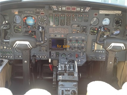 1981 Cessna jet