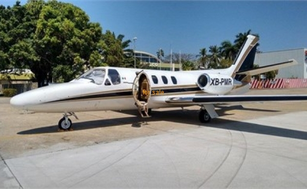 Private Jet 1981 CESSNA CITATION ISP