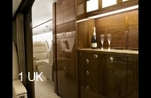 Global Express Galley