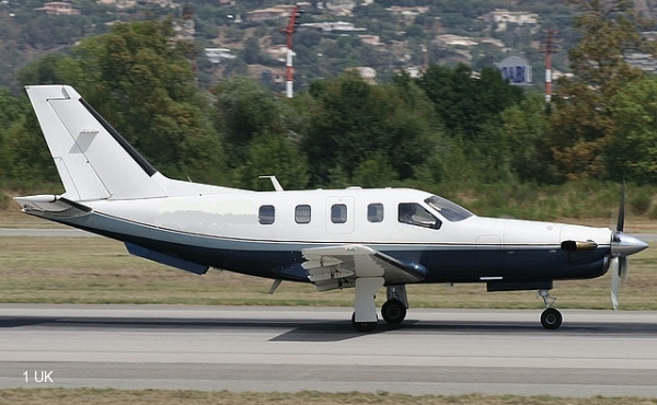 Socata TBM 700B